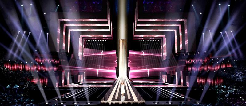 Розкрито дизайн сцени Євробачення 2016