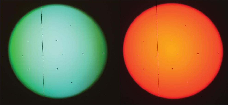 Малюнок 5: Змішування кольорів