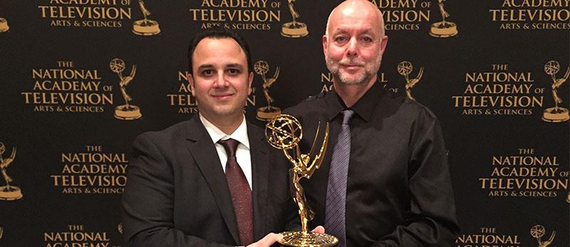 Wysiwyg отримали Emmy Award