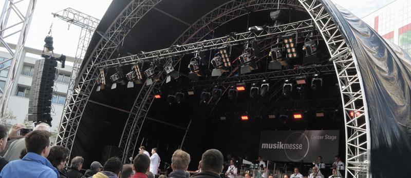 Prolight &Sound2016   Stage