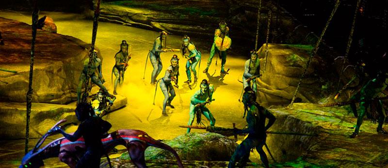 Cirque du Soleil's і світ Пандори