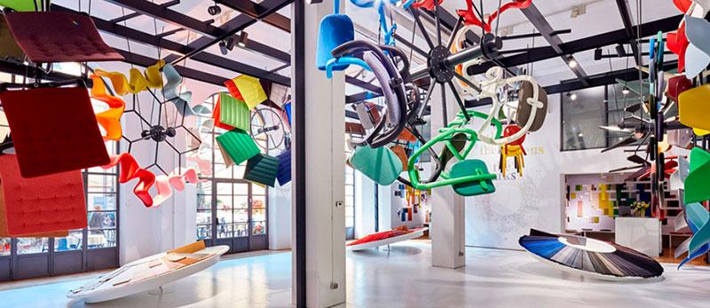 Десять найкращих інсталяцій тижня дизайну в Мілані.