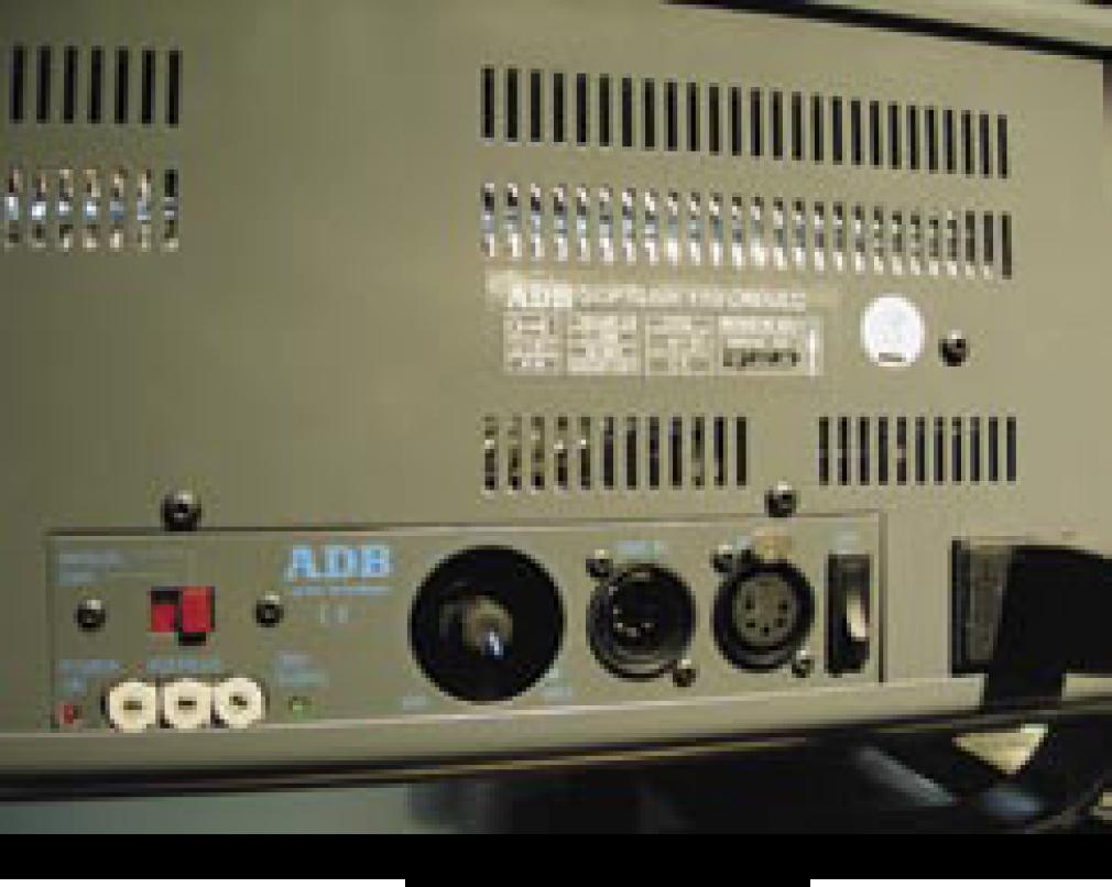 Техника для ТВ студий от ADB-4