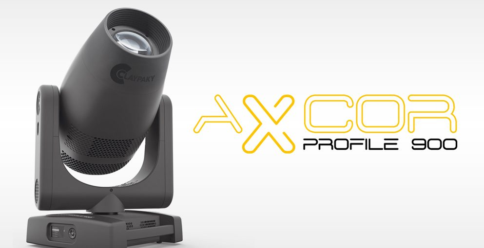 Claypaky's Axcor Profile 900