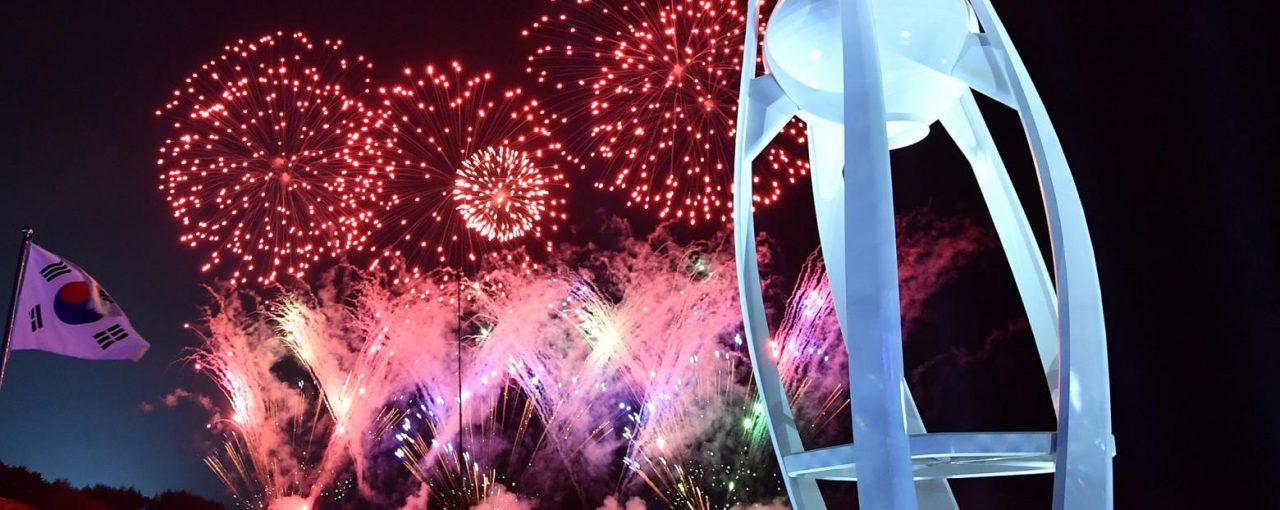 Церемонія закриття Олімпійських ігр 2018